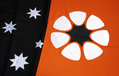 Northern Territory Fully Sewn Flag by Adwareflags.com