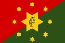 Eastern Highlands Flag - PNG