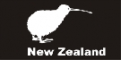 NZ Kiwi Bird Flag