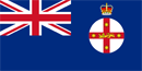 New South Wales Governors Flag