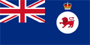 Tasmania Govenors Flag