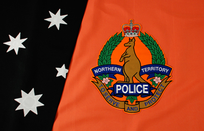 Northern Territory Police Flag NTP Flag Hand Sewn & Embroidered by Adwareflags.com