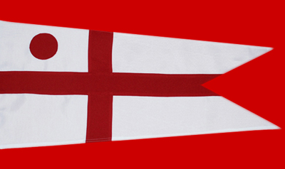 Commodore's Broad Pennant by Adwareflags.com
